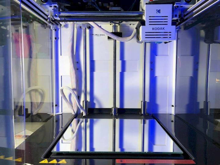 The Kodak Portrait 3D printer reviewed [Source: Fabbaloo]