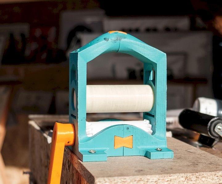 , Design of the Week: Printmaking Press