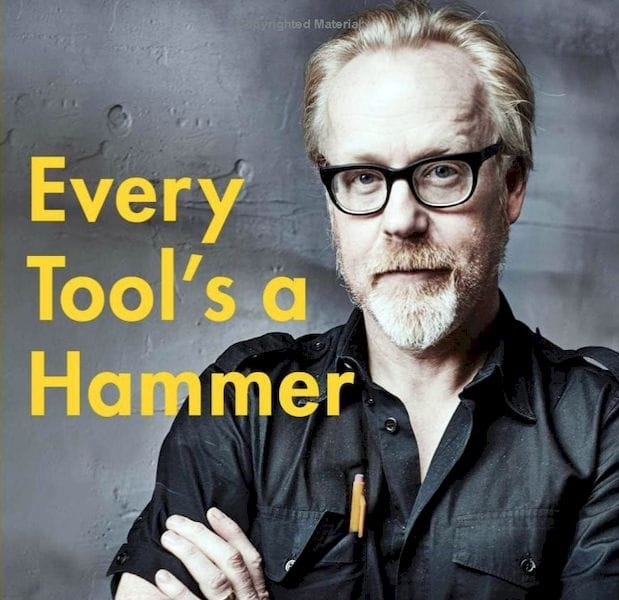 Adam Savage [Source: Amazon]