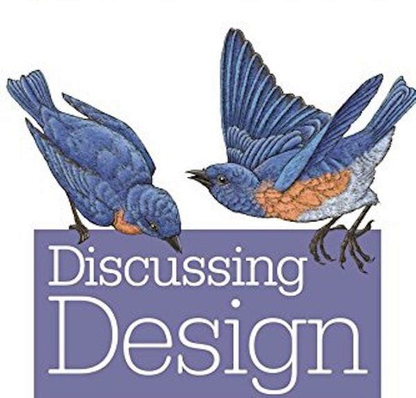 , Book of the Week: Discussing Design