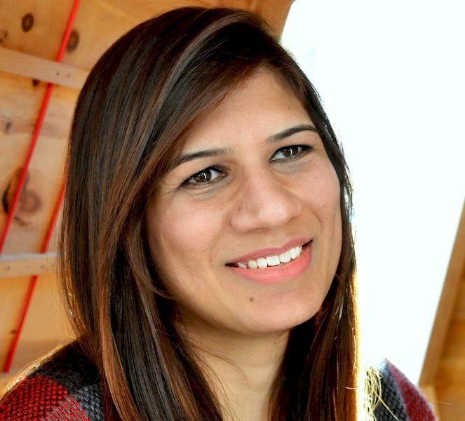 Qurratulain (Annie) Mehdi [Source: Women in 3D Printing]