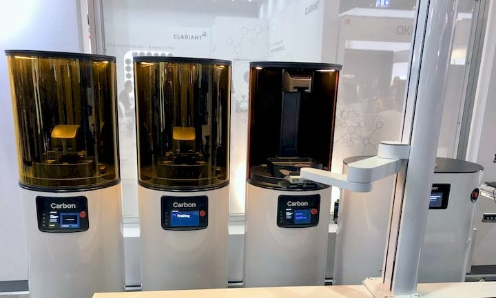 The Biggest 3D Printer Company Could Now Be Carbon