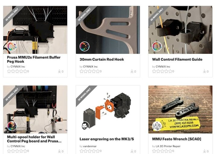 , The Incredible New Services From Prusa