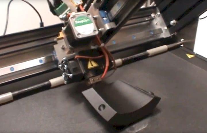 The Sliding-3D PLUS High-Temp Infinite 3D Printer [Source: Robotfactory]