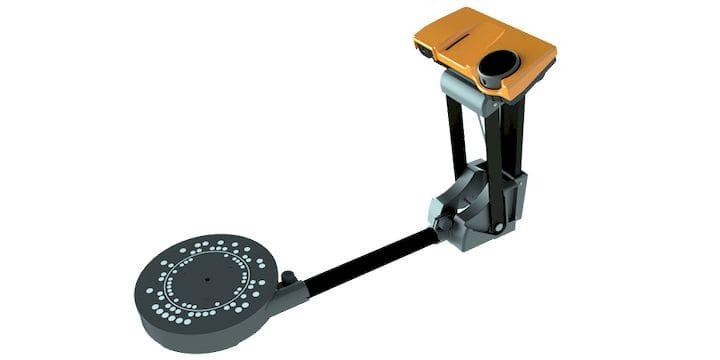 The SOL 3D Scanner