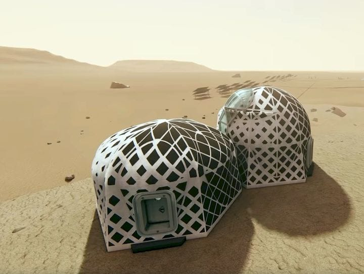 , NASA Announces Finalists for 3D Printed Mars Habitat