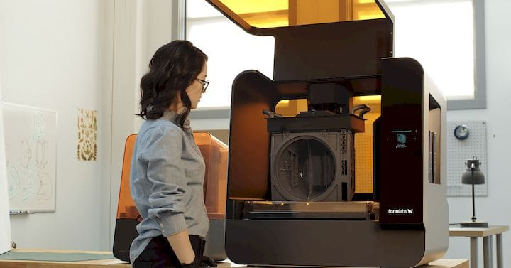 , Formlabs Announces The Form 3!