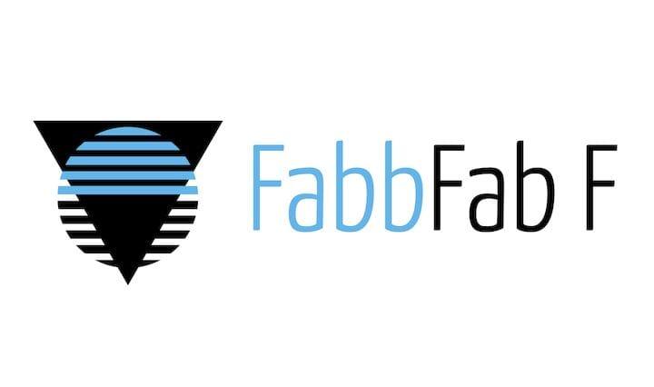 FabbFab Model F logo [Source: Fabbaloo]