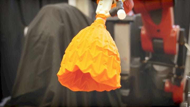 Origami-Inspired Robot Gripper from MIT Adapts To Whatever It Holds