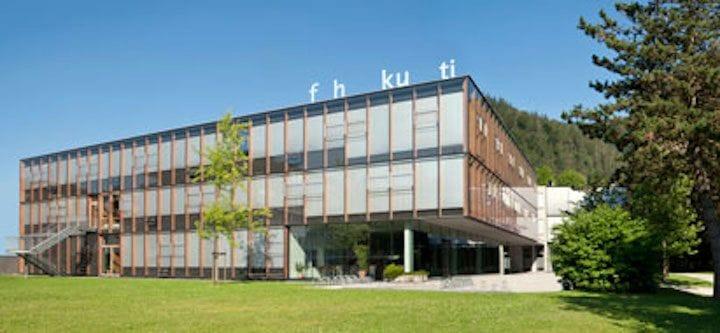 University of Applied Sciences in Kufstein, Austria [Source:  Wikipedia ]