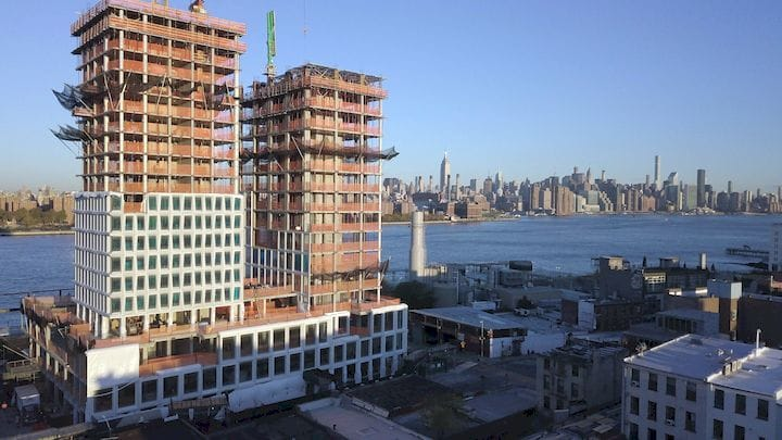 A NYC skyscraper used 3D printing during construction [Source: Gate Precast]