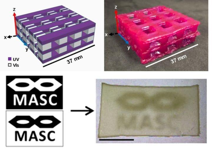 Invented: MultiMaterial Resin 3D Printing