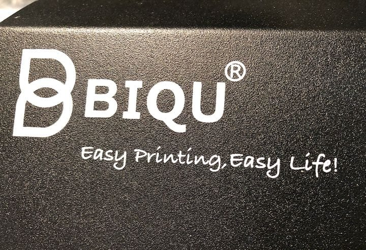 Hands On With The BIQU Thunder And The MyMiniFactory App Part 1