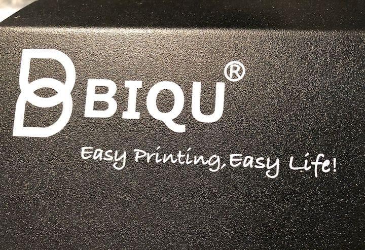 Looking at the BIQU Thunder desktop 3D printer [Source: Fabbaloo]