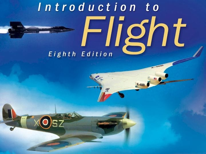 Book of the Week: Introduction to Flight