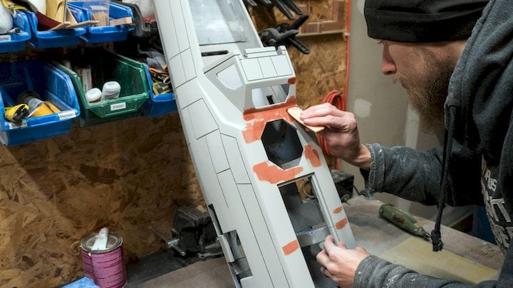 , Design of the Week: Giant X-Wing Fighter