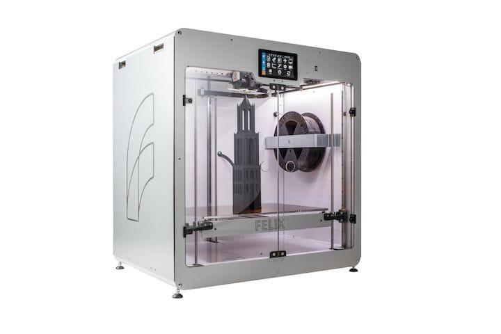 The Pro L professional 3D printer [Source FELIXprinters]