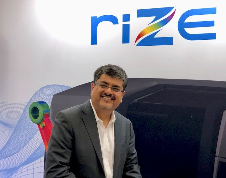 RIZE CEO Focuses In On 3D Printing Realities For 2021