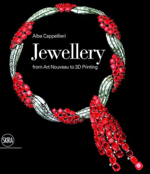 """Book of the Week: """"Jewellery From Art Nouveau to 3D Printing"""""""