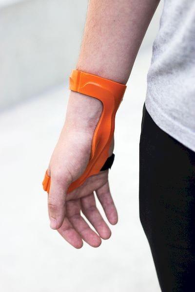 A personalized wrist brace [Source: Twikit]