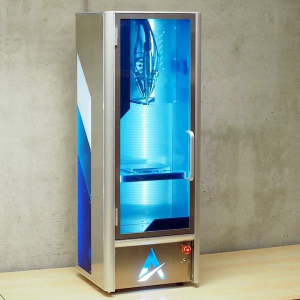 DED Metal 3D Printing Goes Desktop with ADDiTEC