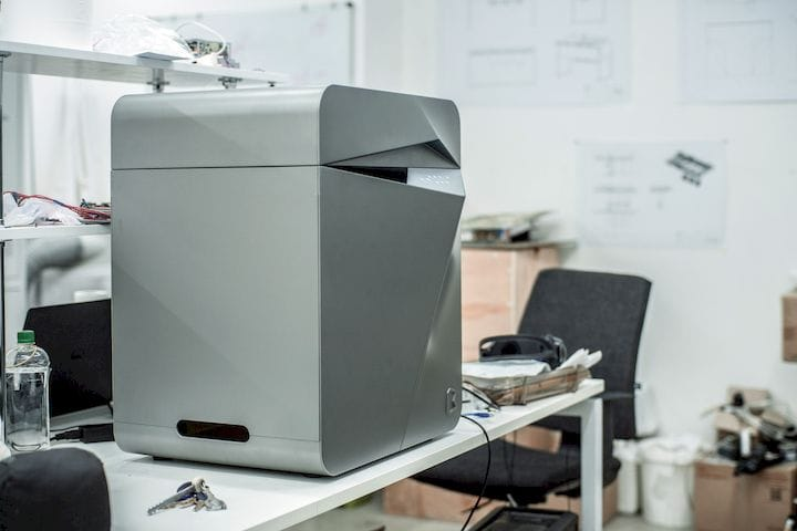 Two New Ceramic 3D Printers From Kwambio