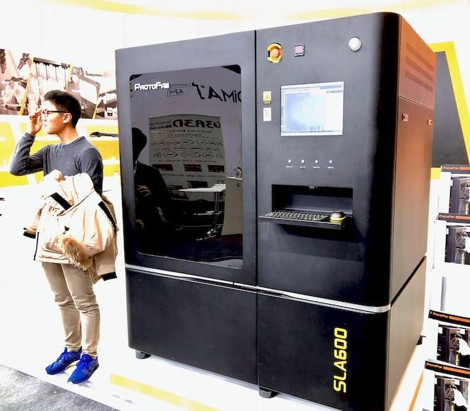 ProtoFab's Industrial 3D Printers