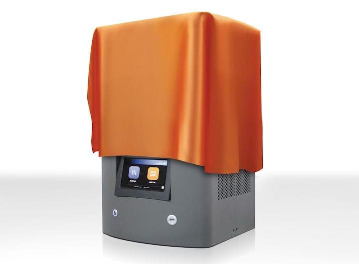 EnvisionTEC's Mystery 3D Printer