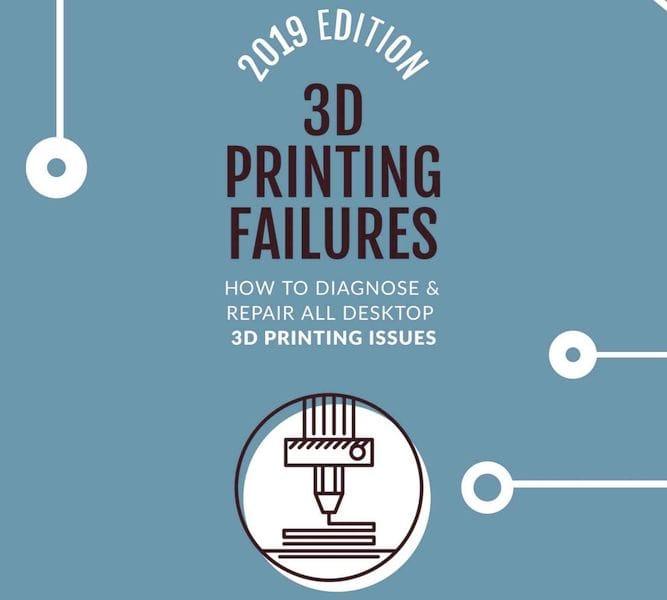 3D Printing Failures [Source: Amazon]