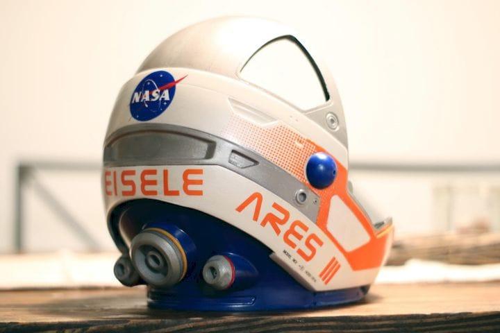 , Design of the Week: Martian Helmet