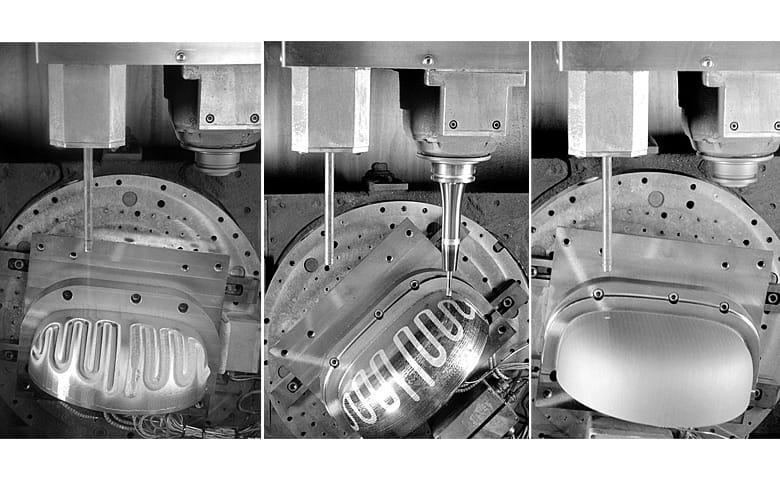 Hermle's MPA Metal 3D Printing Process