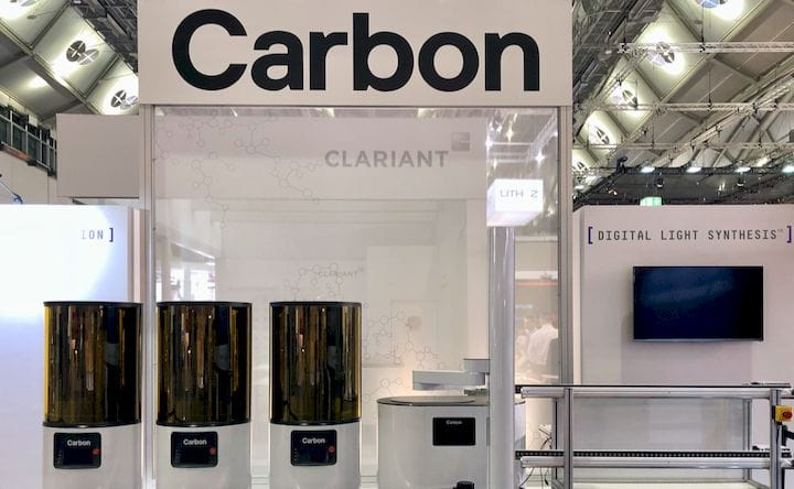 Carbon's SpeedCell continuous 3D printing solution [Source: Fabbaloo]