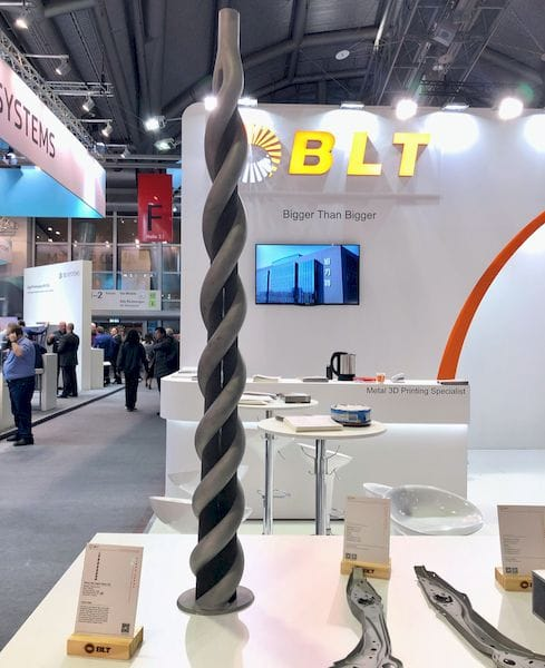 , Metal 3D Printing With BLT