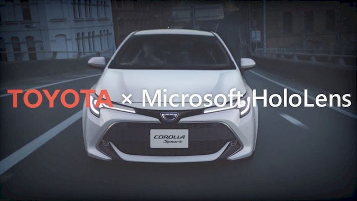 Microsoft's AR Technology Finds Its Way Into Toyota Engineering Teams