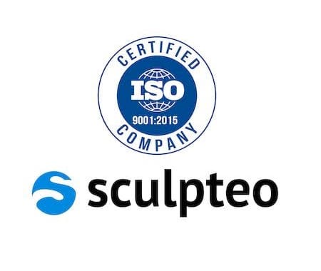 , Scultpeo's ISO 9001 Certification Shows What 3D Print Services Must Do