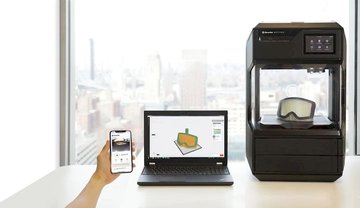 , MakerBot Returns with Professional Method 3D Printer