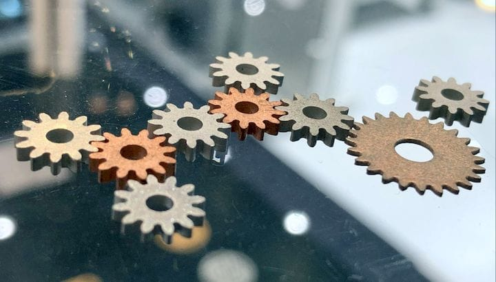 , Another Metal 3D Printing Process: Screen Printing