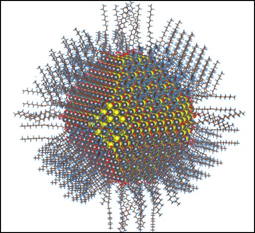 Quantum Dots and 3D Printing of Semiconductors