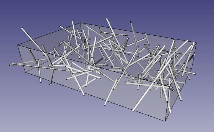Incorporating voids to strengthen 3D printed parts [Source: RepRap]