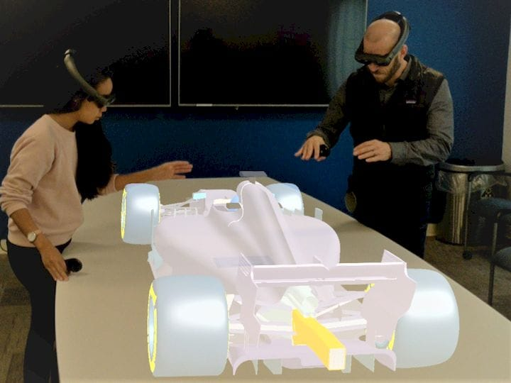 Using the Magic Leap with Onshape [Source: SolidSmack]