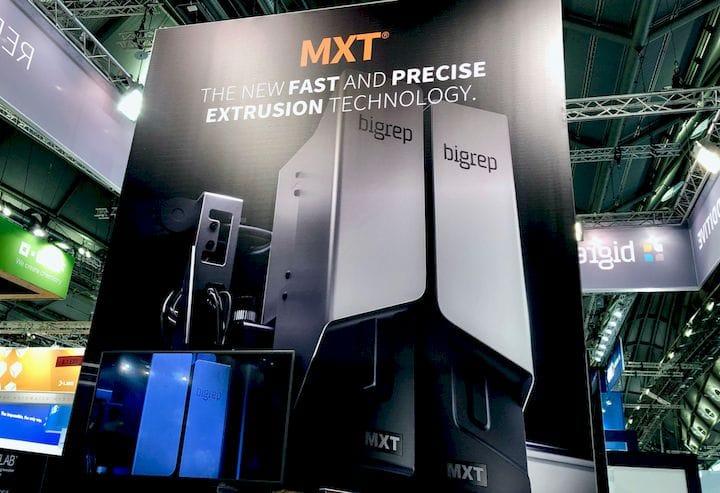 BigRep's incredible new MXT 3D print extruder [Source: Fabbaloo]