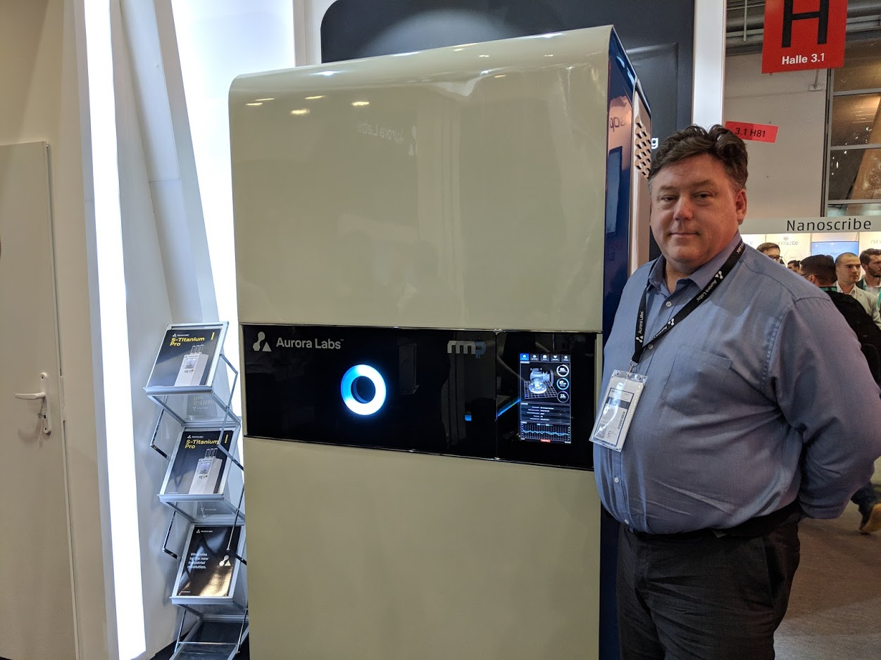 Aurora Labs Aims High with High-Speed Metal 3D Printing