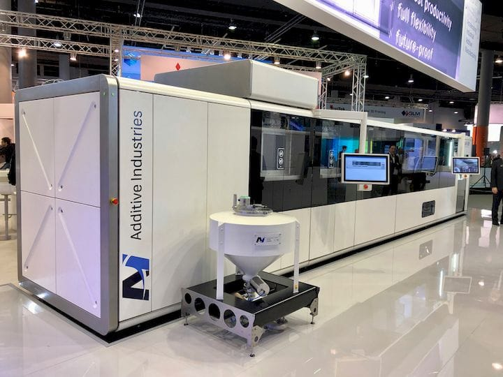 An Update From Additive Industries