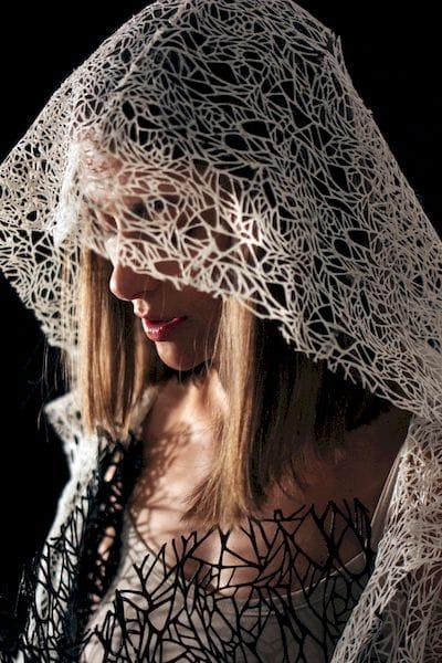 Flexible 3D printed clothing [Source: Maja Milinić-Bogdanović]