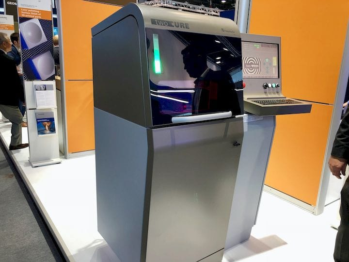 The Future Of 3D Printing: TwoCure