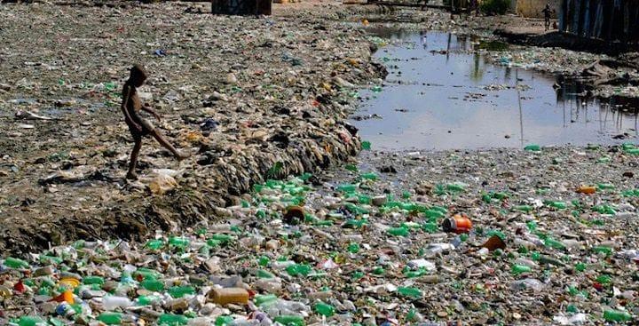, Ambitious Ocean Plastics Recycling Project