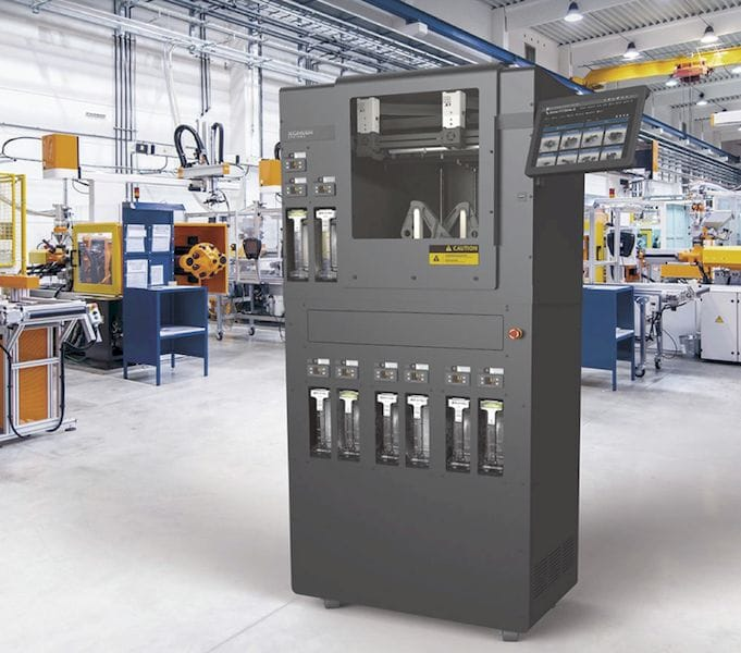 The Xioneer X1S Industrial 3D printer [Source: Xioneer]