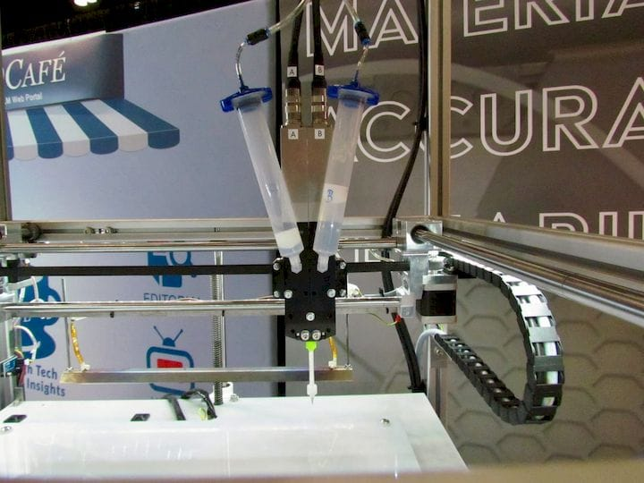 , The L280 Silicone 3D Printer Is Now Available