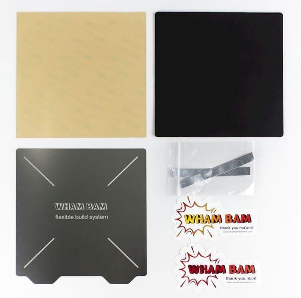 , Wham Bam's Flexible Plate System