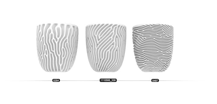 Coral Cup designs [Source: Nervous System]